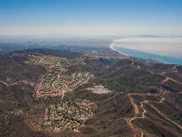 Aerial View Palisades Highlands