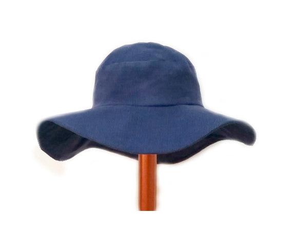 CORNFLOWER BLUE CORDUROY  $27.00