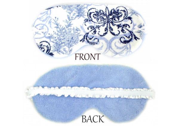 BLUE DAMASK PRINT  $15.00