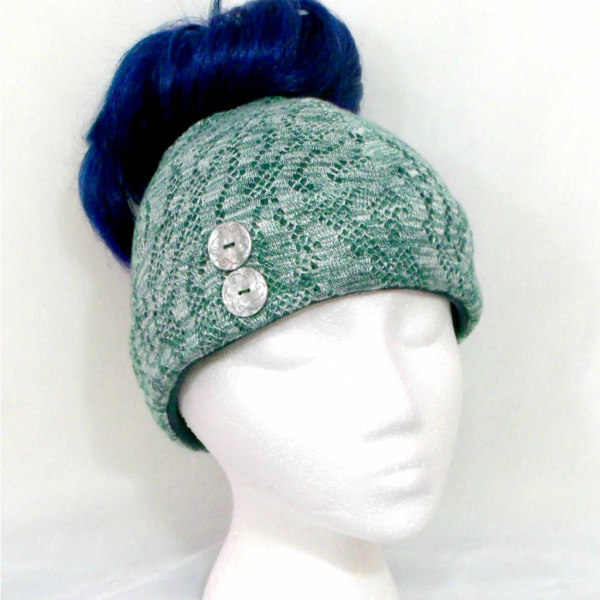GREEN AND WHITE $22.00