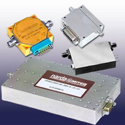 Pin Diode Attenuators