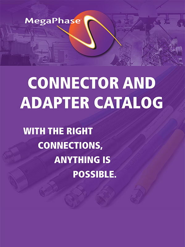 MegaPhase Connector and Adapter Catalog