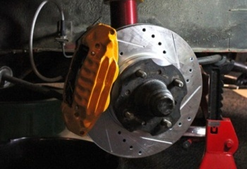 Z Brake Upgrade