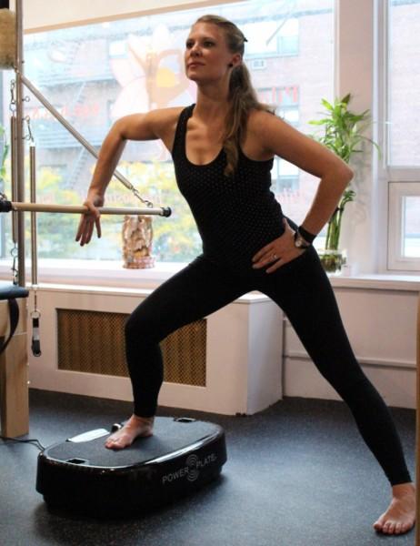 Pilates Plate Strength