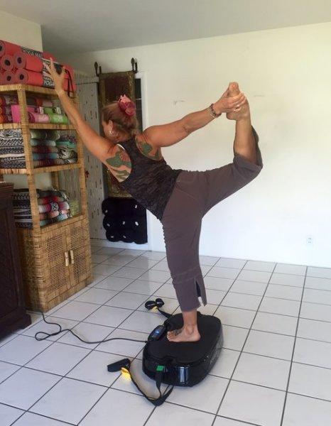 Yoga Plate Strength