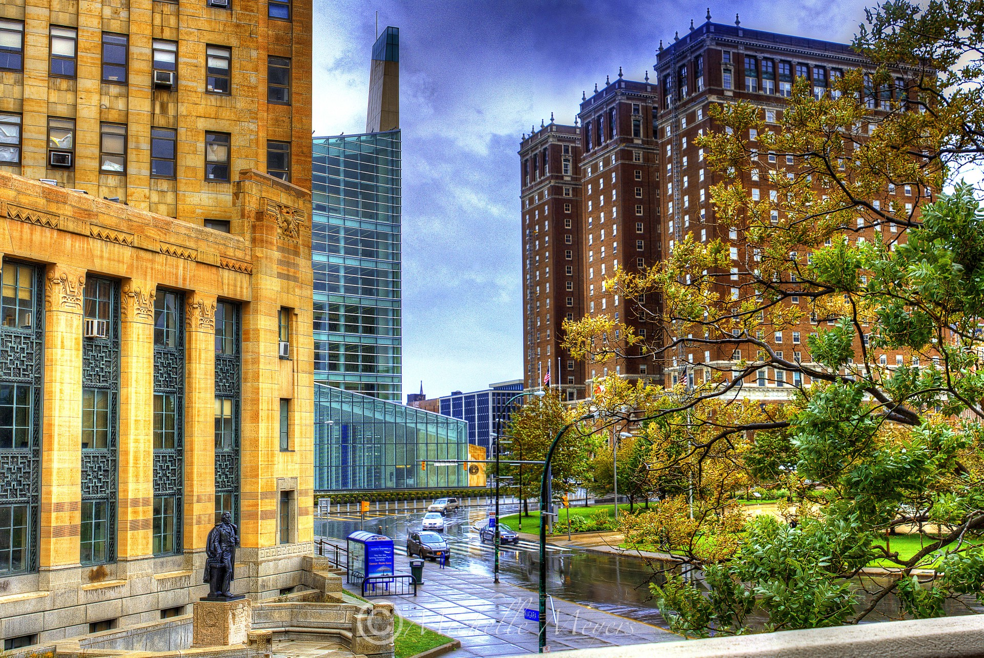 Niagara Square Buildings