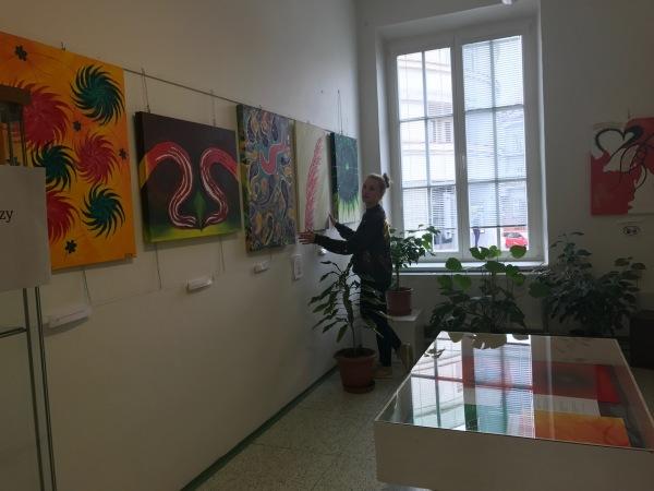 The Gallery at Jicin, CZ 2016