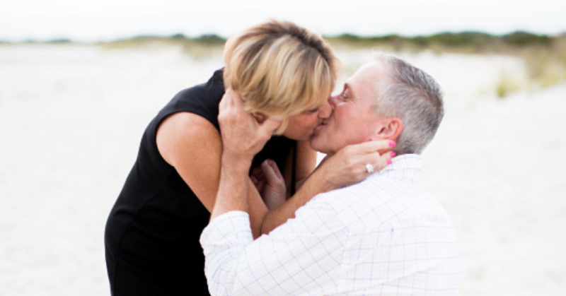 A ROMANTIC CAPE MAY BEACH PROPOSAL