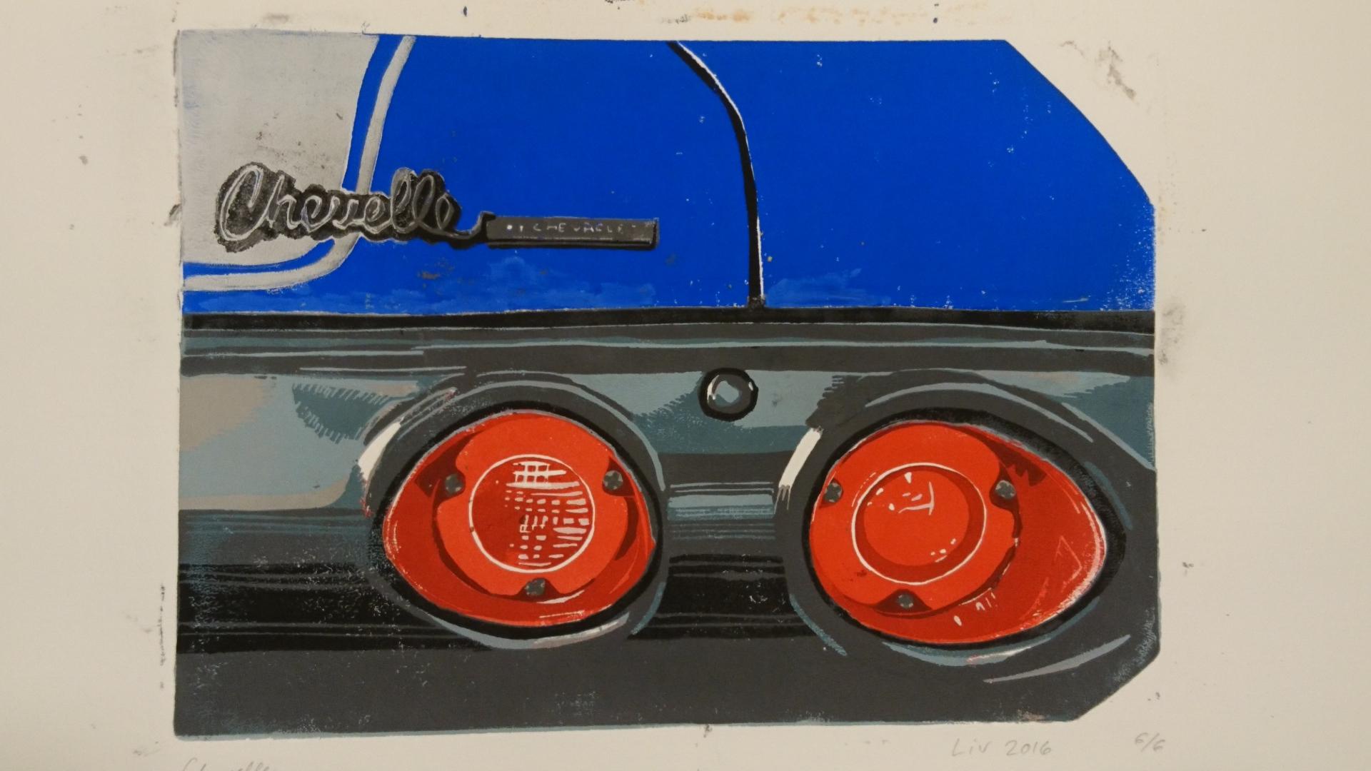 Chevelle (blue)