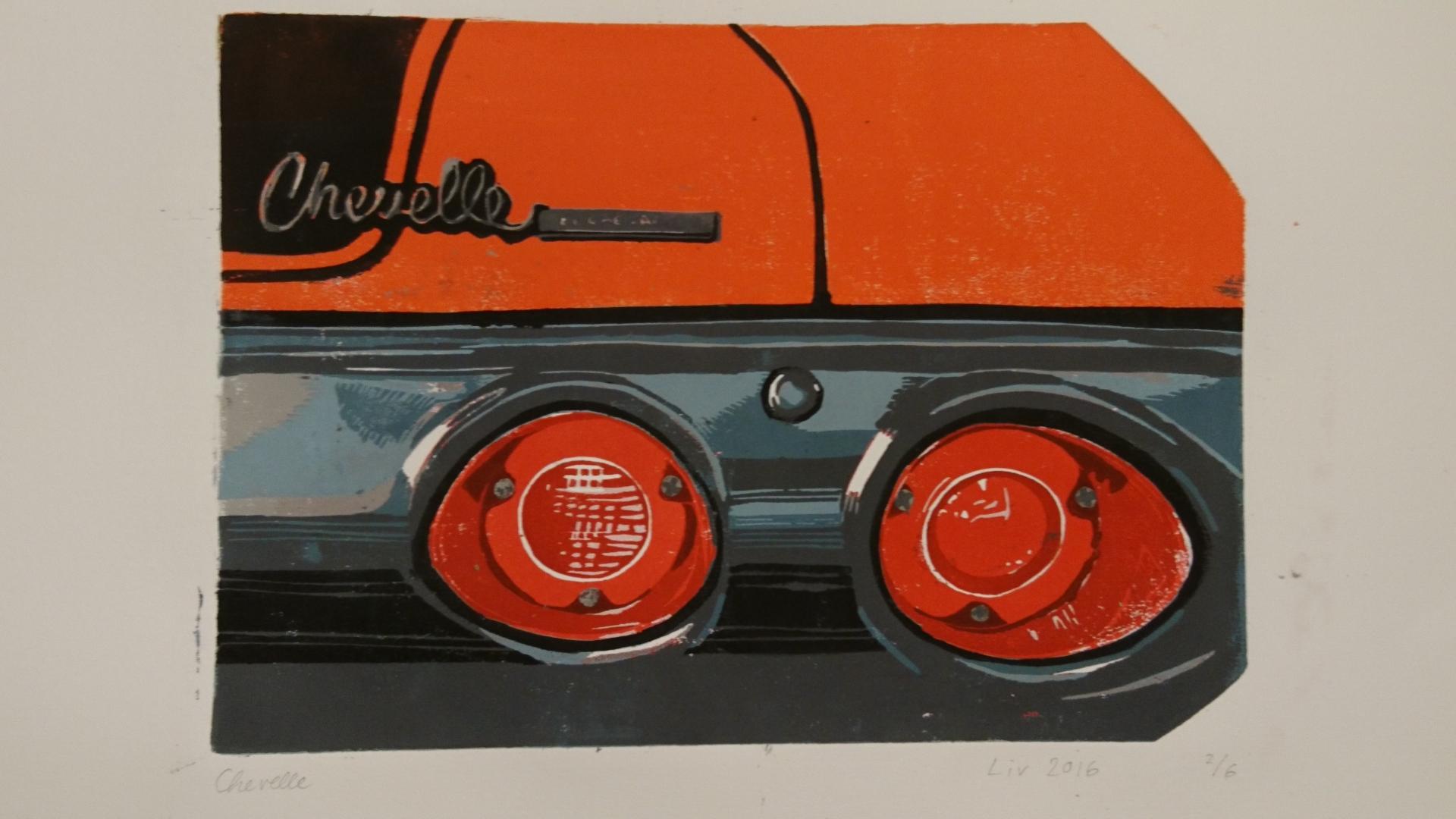 Chevelle (orange)