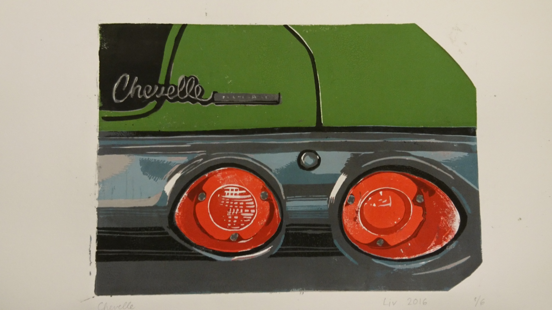 Chevelle (green)
