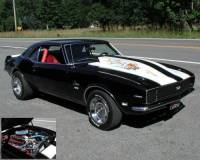 Ron Laurer's Camaro