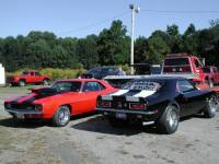 Ron Laurer's Camaro Things To Do Today - Show