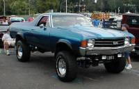 Chuck's 4x4 Chevy
