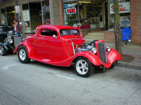 Street Rod owned by Mark McCabe