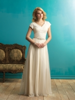 Allure Bridal Style: M542