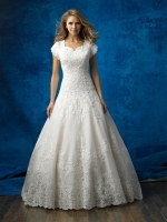 Allure Bridal Style: M563
