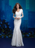Allure Bridal Style: M571