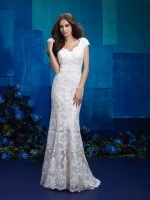 Allure Bridal Style: M573