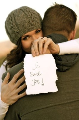 "SO YOU SAID ""YES!"" NOW WHAT?"