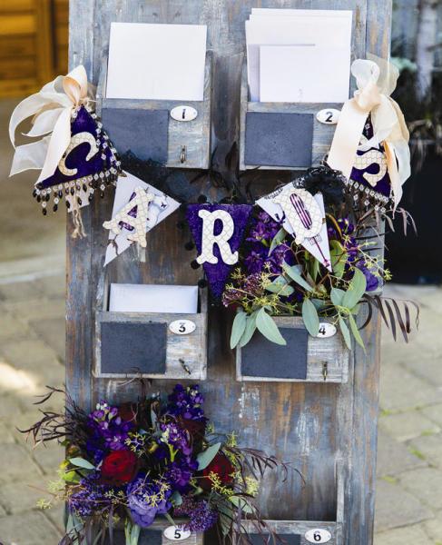 DIY Wedding Gift Card Holder