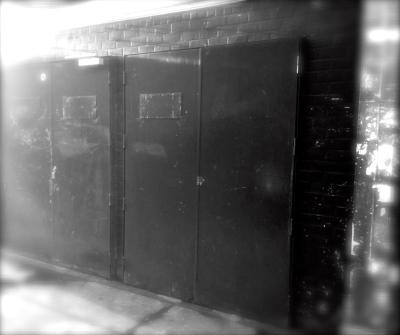 13. The Door