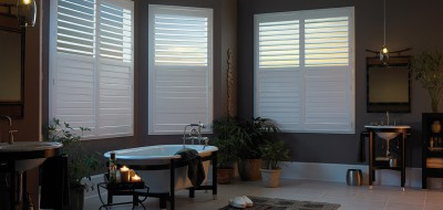Shutters perform well to transform any window with style, privacy and airflow