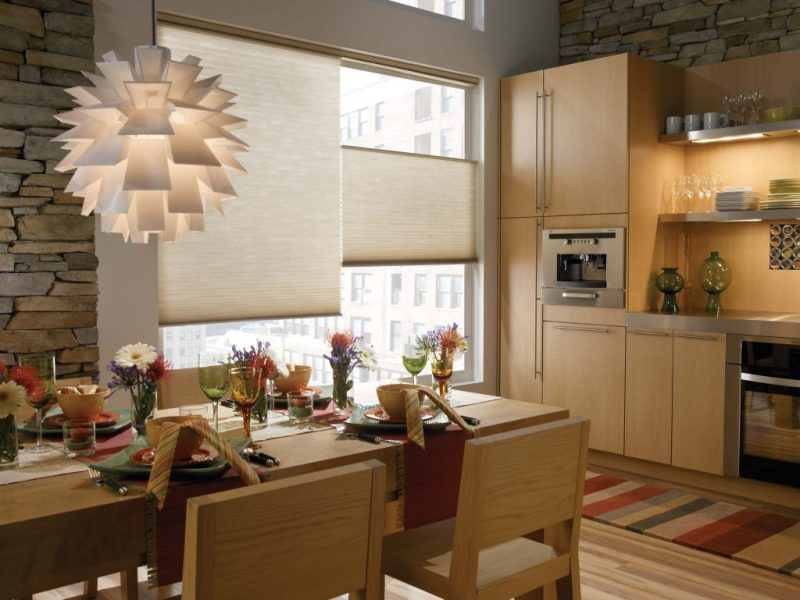 Four Advantages of Honeycomb Blinds