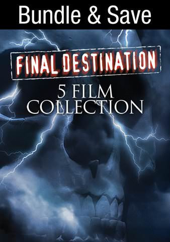 Final Destination 5 Film Collection (ALL 5 MOVIES)