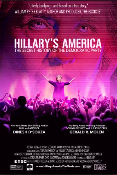 HILLARY'S AMERICA SD