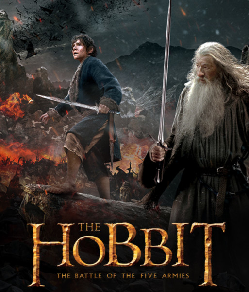 The Hobbit: The Battle of The Five Armies SD