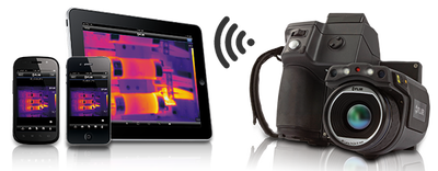 thermal graphic imaging Okanagan Vernon