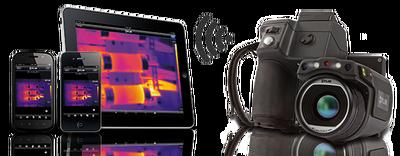 thermal graphic imaging Okanagan Vernon