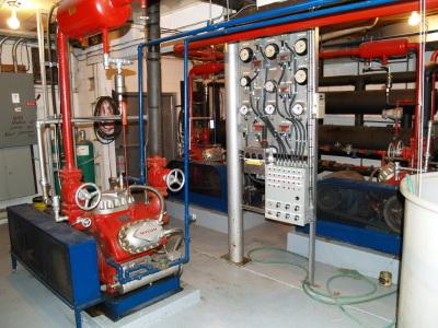 Compressor Overhaul Vernon