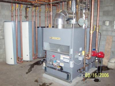 Boiler Refrigeration Contractor Vernon
