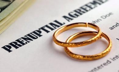 Divorce Pre-Nuptial Agreement