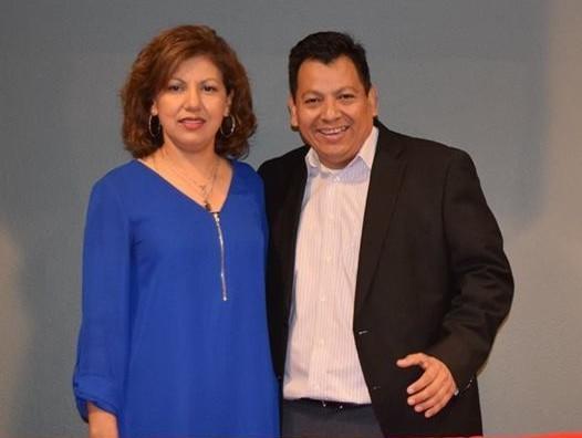 Eleazar & Marlene  pastores principales
