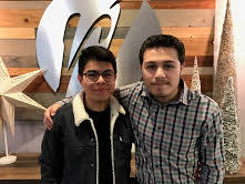 Yony & Isaac Lideres de Jovenes