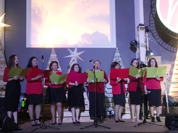 Grupo de Maestras