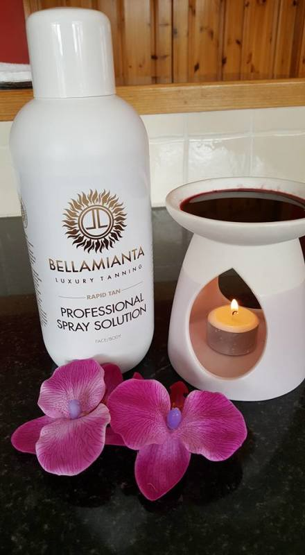 Bellamianta Professional Spray Tan