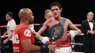 Dave Coldwell, Gavin McDonnell
