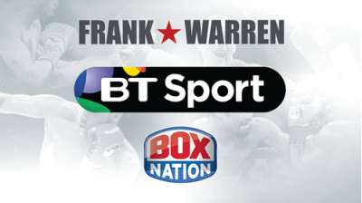 Frank Warren, BT Sport