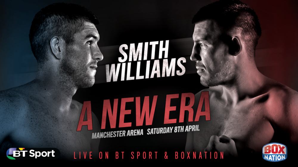 Liam Smith, Liam Williams