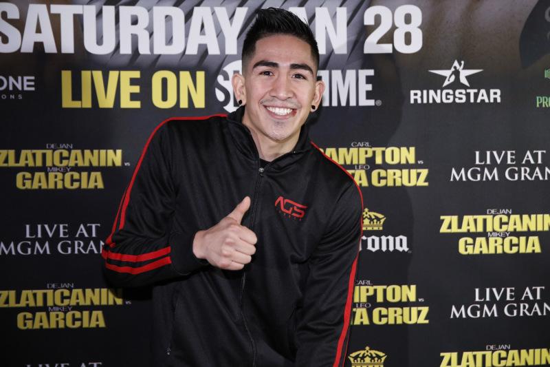 Leo Santa Cruz, Ringstar Promotions, Premier Boxing, Carl Frampton