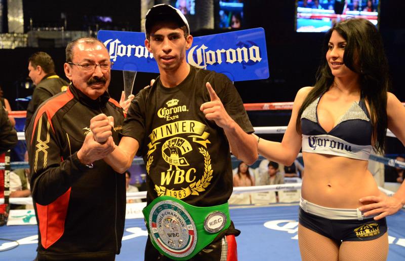 Rey Vargas, Gavin McDonnell, WBC
