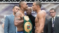 Chris Eubank Jr, Renold Quinlan, ITV Box Office