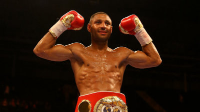 Boxing, Kell Brook, Eddie Hearn, Sheffield, Errol Spence Jr, Matchroom Boxing