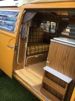 Sliding door Open Coast 2 Coast T2 Bay Window For Sale Birmingham Volksmagic
