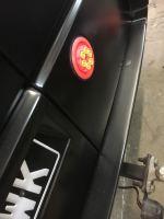 in house 3d printed rear badge VW Volkswagen T4 M-Teams A Team Van For Sale
