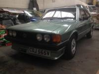Scirocco Storm Restoration Build Volksmagic Birmingham Resto Custom Work
